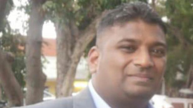 Keegan Naidoo, 38, a Durban businessman killed during a shootout.