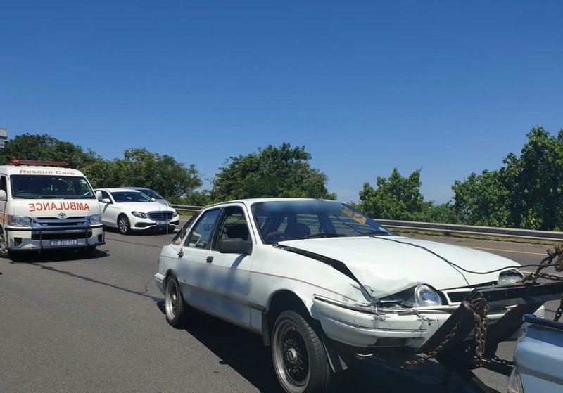 N3 Pinetown crash