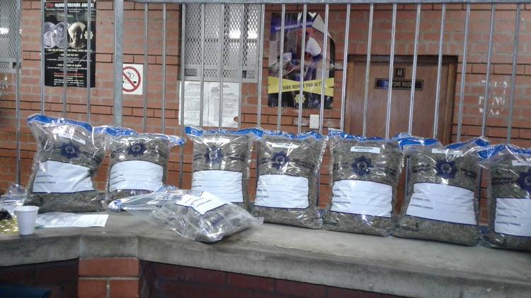 Drugs seized in Durban North