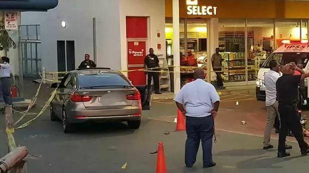 taxi boss gunned down