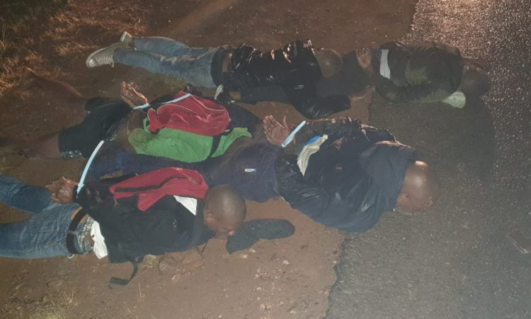 suspects killed after shootout with police