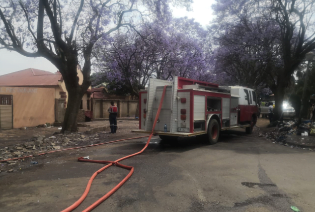 witbank taxi violence