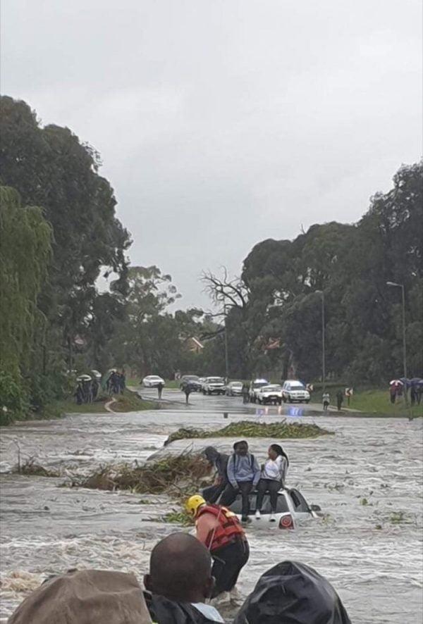 tshwane flood