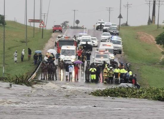 pretoria floods