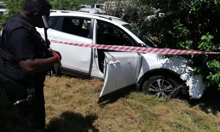 high-speed chase shootout n2 sibaya
