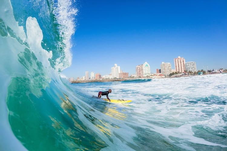 durban beaches swimming ban lifted
