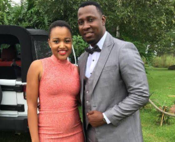 Liteboho Molise and Thabo Twala