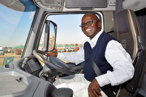 truck drivers in south africa